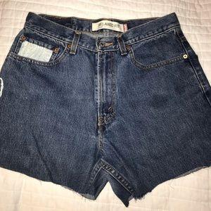 Levi's Cactus Shorts